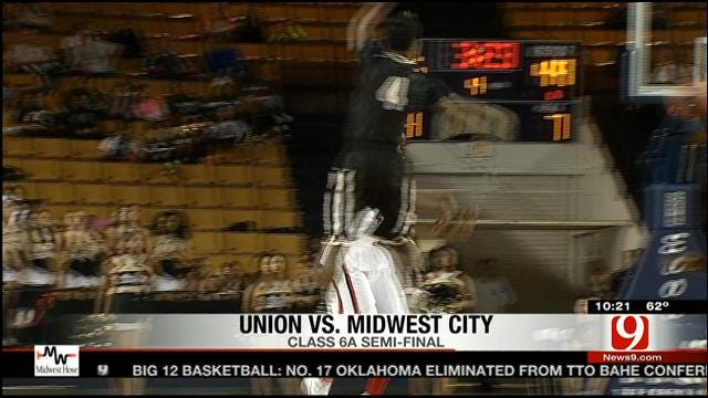 Midwest City vs. Tulsa Union