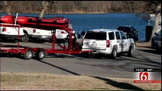 Rescue Crews Find Body Of Missing Claremore Lake Boater