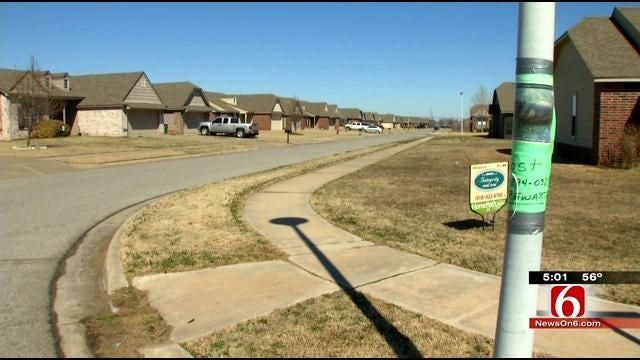 Neighbors React To Accidental Shooting That Killed BA Toddler