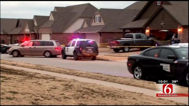 Police Find Woman, 3-Year-Old, Dead At Possible Jenks Murder-Suicide