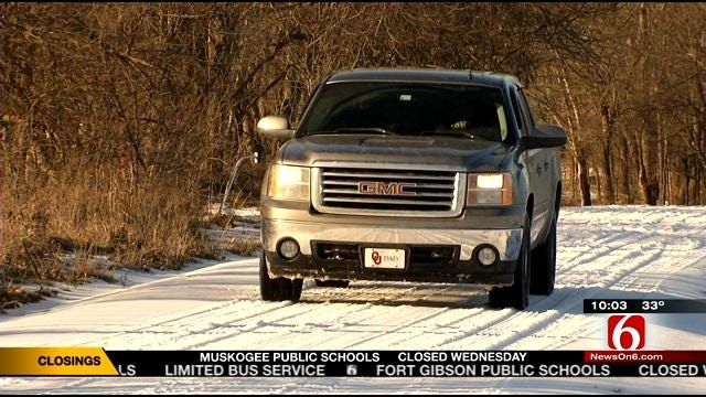 One Oklahoma School Forced To Use 18th Snow Day