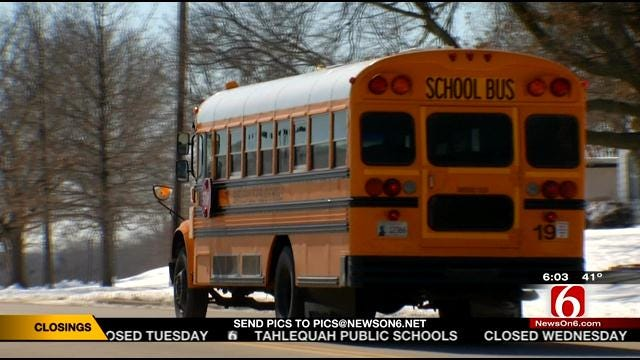 Bartlesville Schools Say No Snow Day On Tuesday