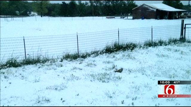 Weather Expert Travis Meyer Says March Is No Stranger To Heavy Snow