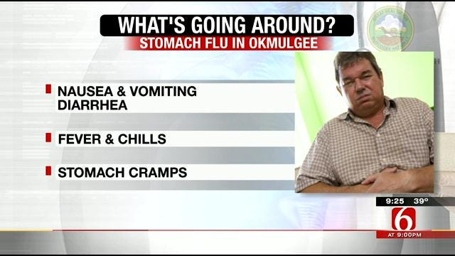 What's Going Around: Stomach Flu, Colds, Nose Bleeds