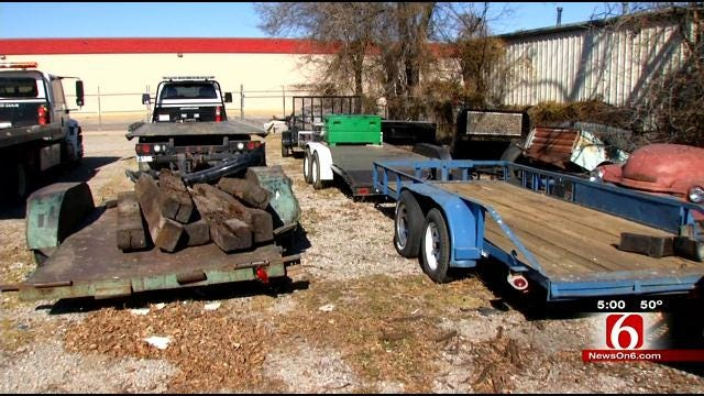 Rogers County Deputies Use GPS To Catch Trailer Theft Suspects