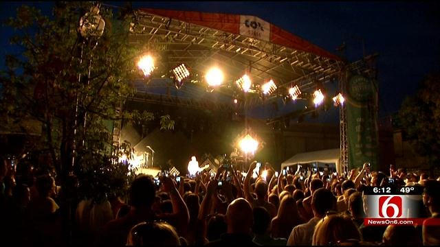 Organizers: Tulsa's Center Of The Universe Festival Even Better This Year