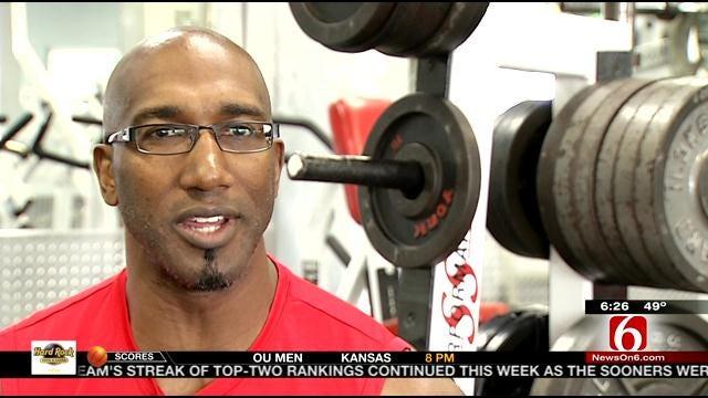 Bishop Kelly Grad & Pro Bodybuilder Inspiring Next Generation