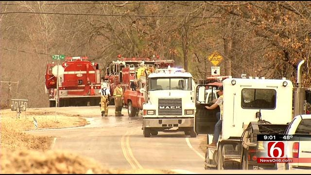 Green Country Flames Keep Firefighters Busy