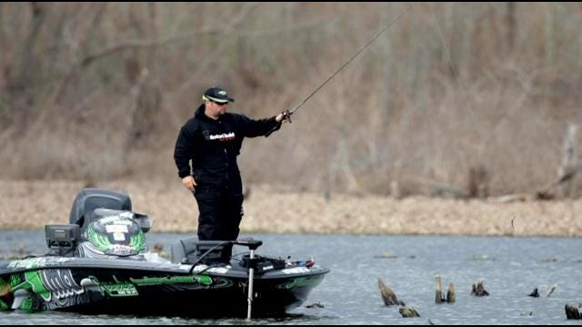 Oklahoma Fishermen Wouldn't Be Where They Are Without Family