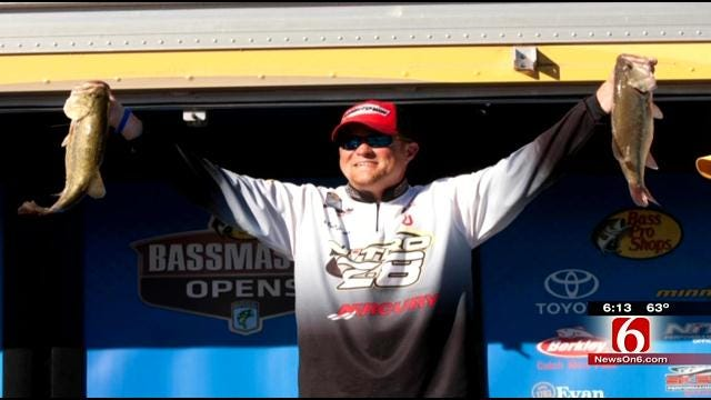 Some Of Oklahoma's Own Take On The Bassmaster Classic