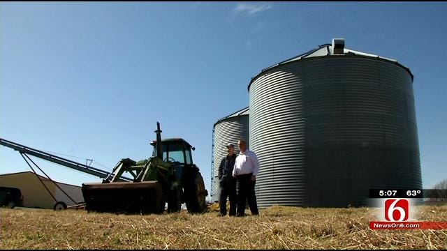 Oklahoma Looks For Next Generation Of Agriculture As Farmers Age