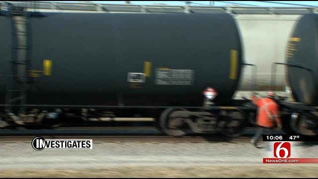 Railroad Company To Buy Safer Tankers To Transport Oil