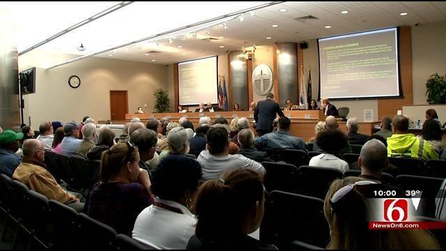 Tulsa City Council Approves Budget Cut