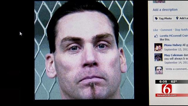 Oklahoma Prisoner's Family Calls Punishment For Facebook Page Unfair