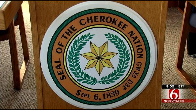 Law Would Allow Tribe To Prosecute Non-Cherokee Domestic Violence Suspects