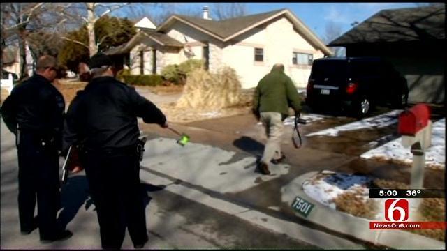 Car Backs Into 90-Year-Old Oklahoma Woman In Neighborhood