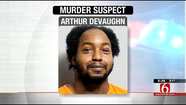 Tulsa Man Arrested For Stabbing His Mother To Death