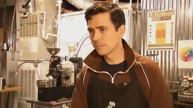 WEB EXTRA: Tips To Make Perfect Home Coffee