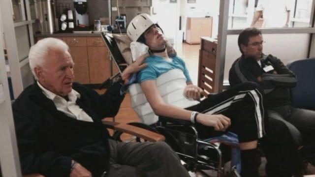 Oklahoma Family Seeks Rehab Center For Injured Son
