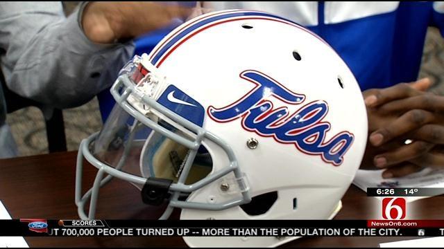 Nine Oklahomans Sign With Tulsa