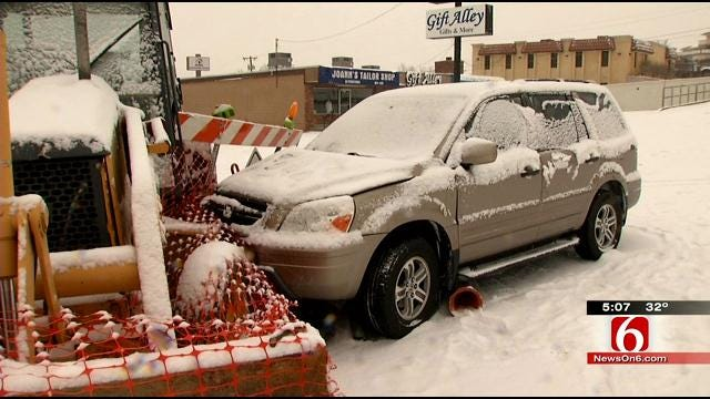 Tulsa EMSA Prepares For The Worst In Winter Weather