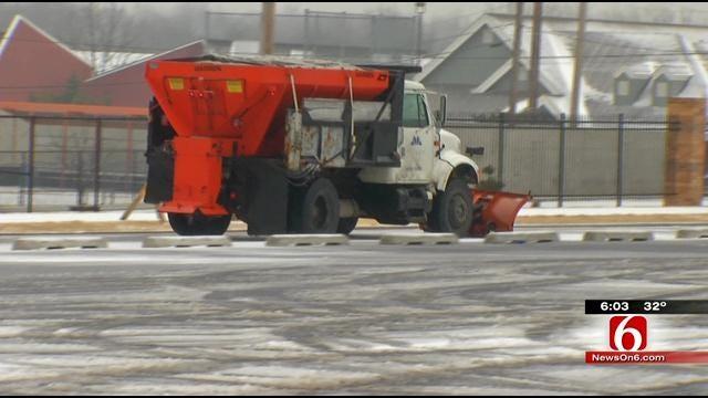 Attendance Was Bigger Problem Than Snow For Tulsa Public Schools