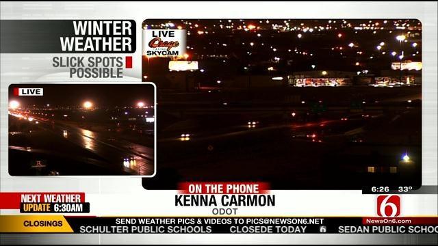 WEB EXTRA: ODOT Spokesperson Kenna Carmon