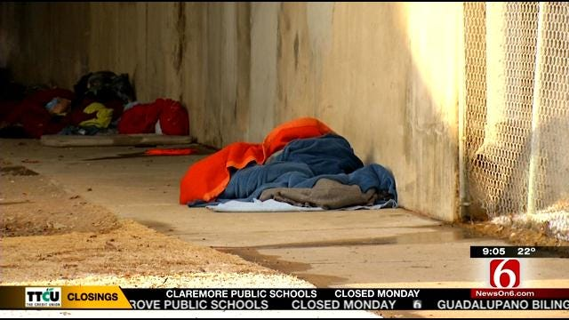 John 3:16 Mission Offers Warm Place For Homeless Stuck In Cold
