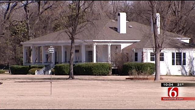 Oklahoma's Blair Mansion To Be Demolished Saturday