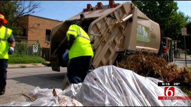 Changes Made In Tulsa Green Waste Pickup