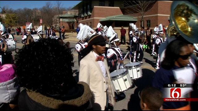 Tulsans Honor Martin Luther King 'Living The Dream, Let Freedom Ring'