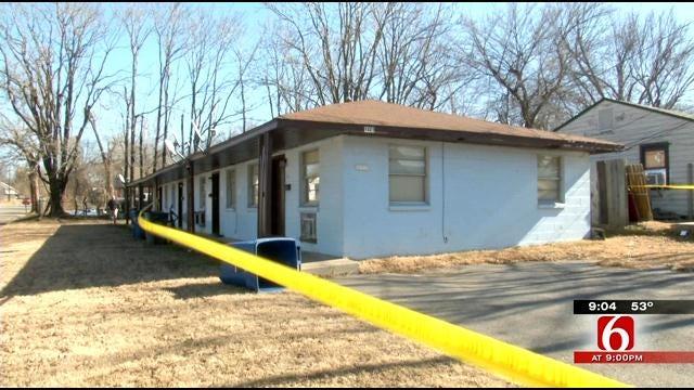 Man Killed In North Tulsa