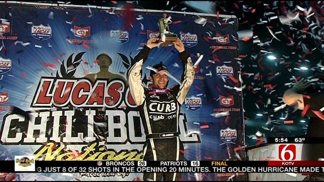 Bryan Clauson Shuts Out Swindell For Chili Bowl Title