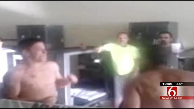 Video Of Inmates Surface At Tulsa Halfway House