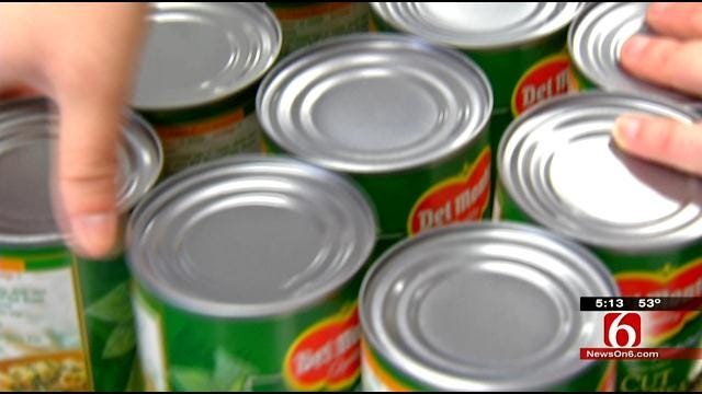 Cherokee Nation Opens Collinsville Food Distribution Center