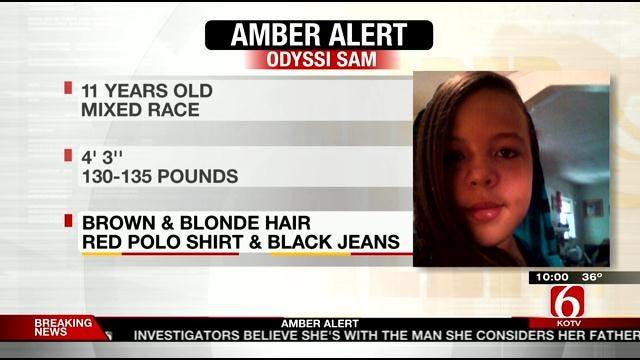 Tulsa Amber Alert Canceled, Suspect In Custody In Muskogee