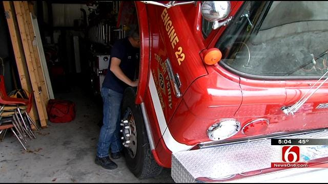 Rural Oklahoma Fire Departments No Longer Hurt By Affordable Care Act