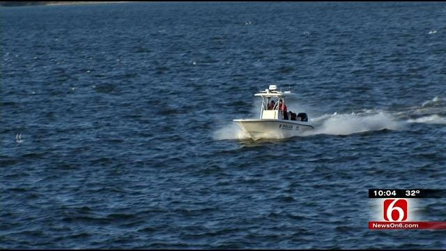 Two Rescued After Boat Capsized On Grand Lake
