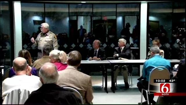 Tulsa Officials Begin Push To Improve Juvenile Detention Center