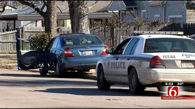 Police Capture Carjacking Suspects In North Tulsa