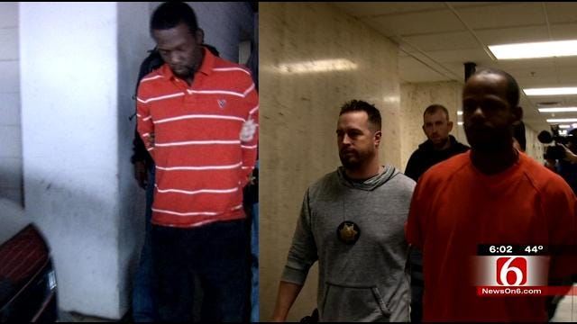 Brothers Accused In Tulsa Quadruple Murder Appear In Court