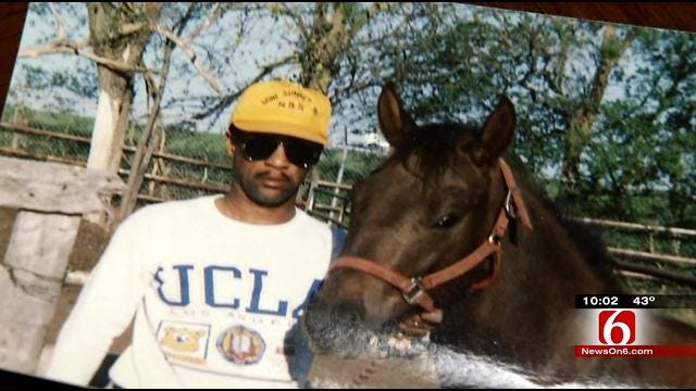 Community Mourns Passing Of Cowboy, Activist Eric Rollerson