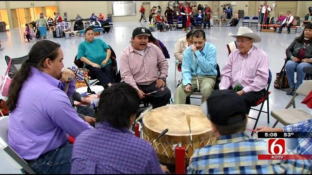 Sobriety Powwow: A New Year's Eve Tradition In Tulsa
