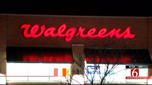 Woman Demands Drugs, Robs South Tulsa Walgreens