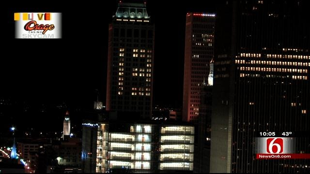 Cleveland Teen's Memory Honored With Skyscraper's Shining Lights