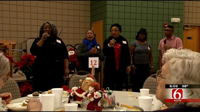 Bartlesville Friends In Deed Volunteers Feed Community