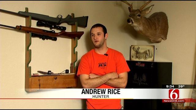 Hunter Talks About Catching Kangaroo On Camera In Adair