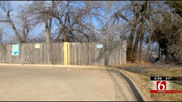Body Found Near Admiral And Memorial In Tulsa