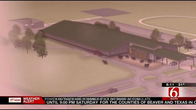 Cherokee Nation Breaks Ground On Cooweescoowee Health Center