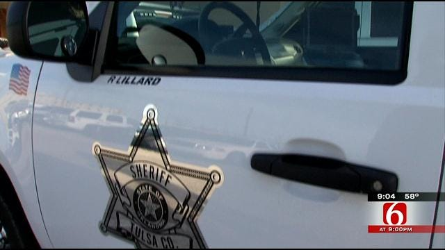 Tulsa County Sheriff's Office Offers Reward For Stolen Gun, Tactical Gear